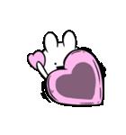 すこぶる動くクレイジーウサギ2(個別スタンプ:08)
