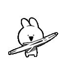 すこぶる動くクレイジーウサギ2(個別スタンプ:13)