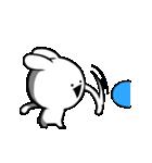 すこぶる動くクレイジーウサギ2(個別スタンプ:23)