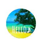 Malaysia island♡♡♡(個別スタンプ:02)