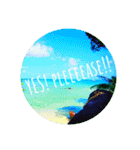 Malaysia island♡♡♡(個別スタンプ:05)