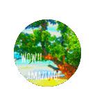Malaysia island♡♡♡(個別スタンプ:08)
