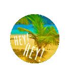 Malaysia island♡♡♡(個別スタンプ:14)