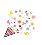 誕生日とお祝いスタンプ(個別スタンプ:06)