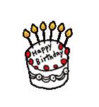 誕生日とお祝いスタンプ(個別スタンプ:26)