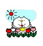 みちのくねこ 春夏秋冬「春」2(個別スタンプ:02)
