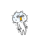 【激動‼】吾輩は猫です。(個別スタンプ:06)
