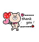可愛い毎日♡くまこのスタンプ♡(個別スタンプ:06)