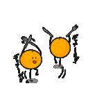 柑橘家族(ファミリー)1(個別スタンプ:35)