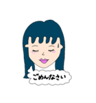 Colorful Iho.【日本語vr.】(個別スタンプ:02)