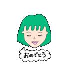 Colorful Iho.【日本語vr.】(個別スタンプ:03)