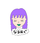 Colorful Iho.【日本語vr.】(個別スタンプ:12)