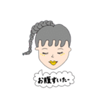 Colorful Iho.【日本語vr.】(個別スタンプ:17)