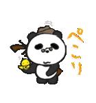二胡パンダ(日本語版)(個別スタンプ:31)