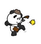 二胡パンダ(日本語版)(個別スタンプ:34)