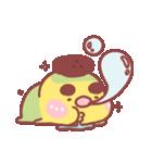 リーエンくんの良い友達 3(頬肉がたくさん)(個別スタンプ:05)
