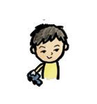 キムラララン♪family2(個別スタンプ:17)