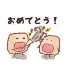 美容部員の細胞ちゃん(個別スタンプ:08)