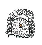 秋田弁 雪のかたまり3(個別スタンプ:04)