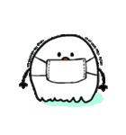 秋田弁 雪のかたまり3(個別スタンプ:08)