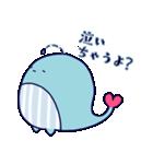 クジラのラブリー(個別スタンプ:10)