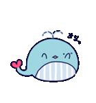 クジラのラブリー(個別スタンプ:19)