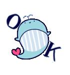 クジラのラブリー(個別スタンプ:29)