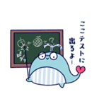 クジラのラブリー(個別スタンプ:32)