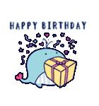 クジラのラブリー(個別スタンプ:33)