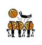 バスケ好きに贈る[バスケットボールさん](個別スタンプ:13)