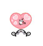 おくびょう小エビさん&コリさん(個別スタンプ:02)