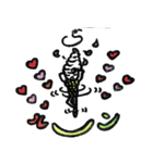 ソフトクリンちゃん(個別スタンプ:13)