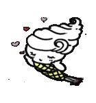 ソフトクリンちゃん(個別スタンプ:17)