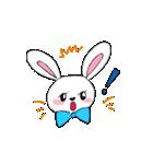 キュートなうさぎのハニーちゃん(個別スタンプ:07)