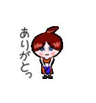 ボクシング女子!! リングのりっちゃん(個別スタンプ:01)