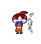ボクシング女子!! リングのりっちゃん(個別スタンプ:05)