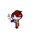 ボクシング女子!! リングのりっちゃん(個別スタンプ:13)