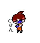 ボクシング女子!! リングのりっちゃん(個別スタンプ:17)