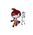 ボクシング女子!! リングのりっちゃん(個別スタンプ:21)