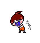 ボクシング女子!! リングのりっちゃん(個別スタンプ:22)