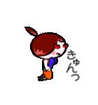 ボクシング女子!! リングのりっちゃん(個別スタンプ:25)