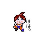 ボクシング女子!! リングのりっちゃん(個別スタンプ:30)