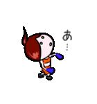 ボクシング女子!! リングのりっちゃん(個別スタンプ:37)