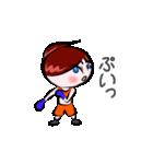 ボクシング女子!! リングのりっちゃん(個別スタンプ:38)