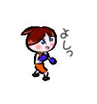 ボクシング女子!! リングのりっちゃん(個別スタンプ:39)