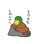犬カモしれないスタンプ(個別スタンプ:01)