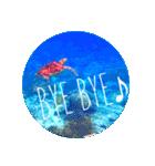 sea world♡(個別スタンプ:01)
