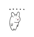 毎日使える!手描き☆うさパンダでか文字(個別スタンプ:32)