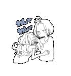 ジト目少女そのさん(個別スタンプ:04)