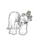 ジト目少女そのさん(個別スタンプ:08)